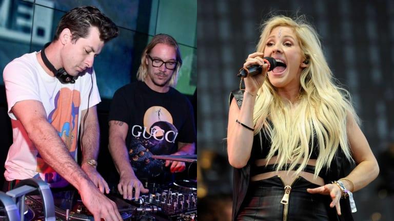 Ellie Goulding Teases Involvement in Return of Silk City