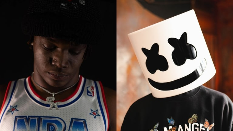 2KBABY Teases Upcoming Collaboration with Marshmello