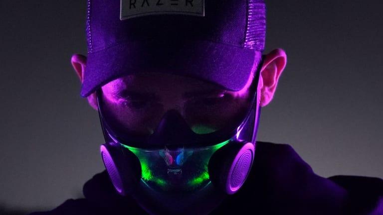 "Razer Unveils Prototype for ""World's Smartest Mask"""