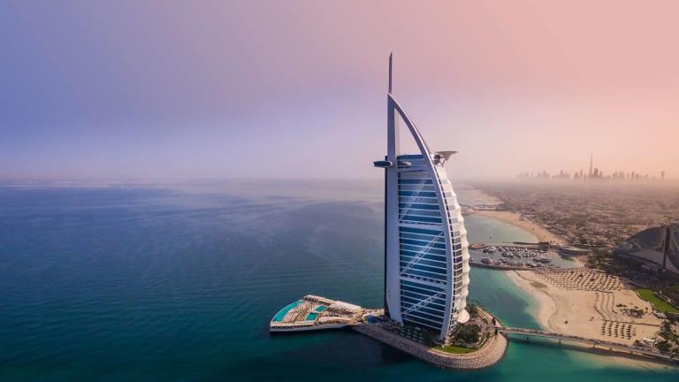 """David Guetta Previews """"United At Home"""" Stream from Dubai's Iconic Burj Al Arab Hotel"""