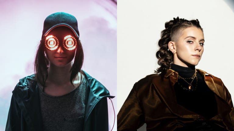 "Rezz Drops Intoxicating New Single ""Sacrificial"" featuring PVRIS"
