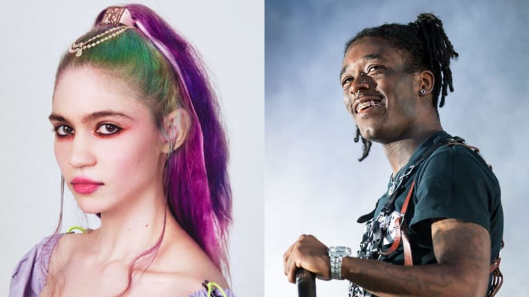 Grimes and Lil Uzi Vert Have Been Working on Music Together