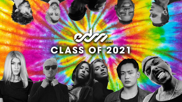 EDM.com Reveals Class of 2021