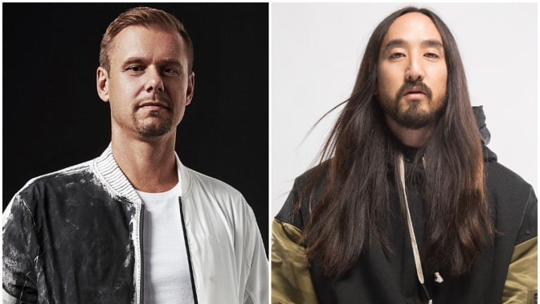 SiriusXM Launches Exclusive Channels from Armin van Buuren and Steve Aoki