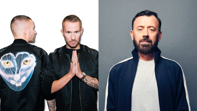 """Benny Benassi's """"Cinema"""" Gets A New Lease On Life With Galantis' Latest Remix"""