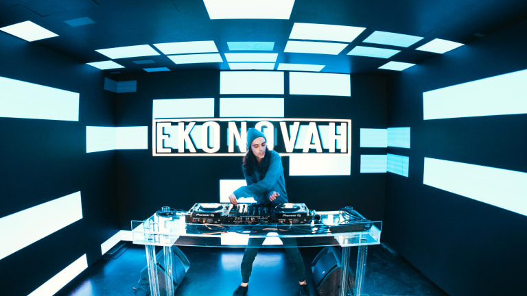 "Ekonovah Pushes the Boundaries of House on Latest EP ""The Beginning"""