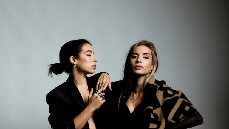 """Giolì & Assia Deliver Innovative """"Moon Faces"""" EP"""