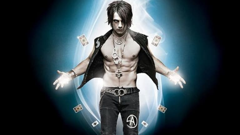 Criss Angel to Debut New Show in Las Vegas Blending Electronic Music and Theatre