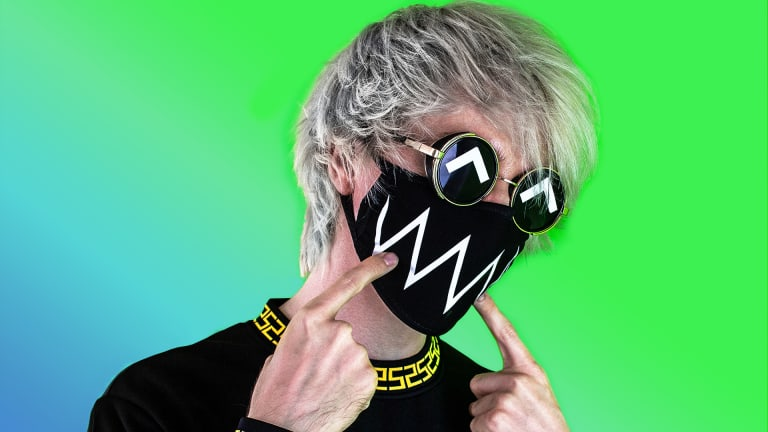 """Tokyo Machine Shares Explosive Remix of Naeleck and Hige Driver's """"Virtual Gaming"""""""