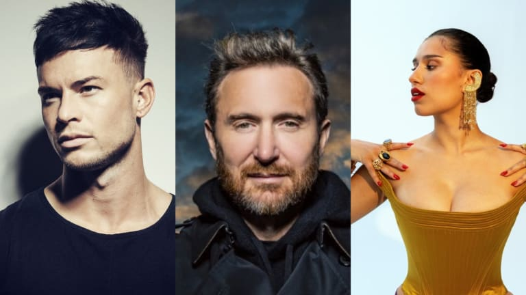 Joel Corry Announces Forthcoming Release of Collab With David Guetta and Raye