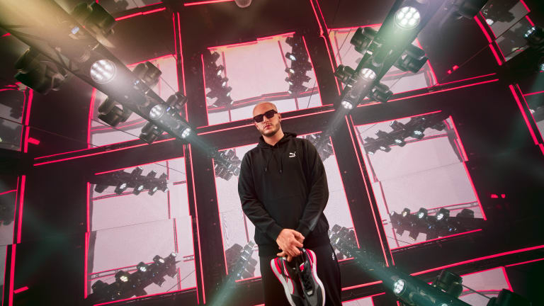 "DJ Snake Becomes PUMA Brand Ambassador for Revamped ""Mirage Tech"" Shoe"