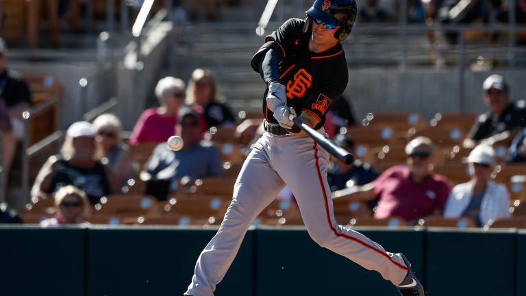 Inspired by Kygo, This San Francisco Giants Prospect is Chasing His DJ Dreams