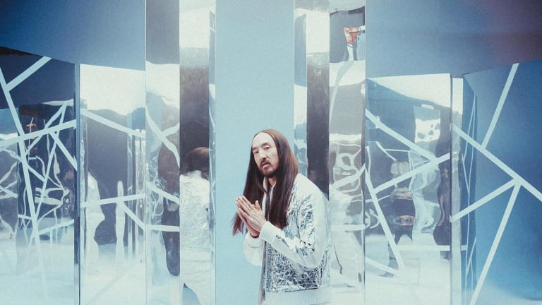 """Steve Aoki on the Future of Digital Art: """"NFTs are a Juggernaut That Cannot Be Stopped"""""""