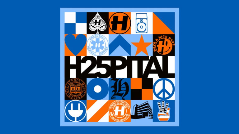 Legendary Drum & Bass Label Hospital Records to Celebrate 25 Years With Massive Compilation