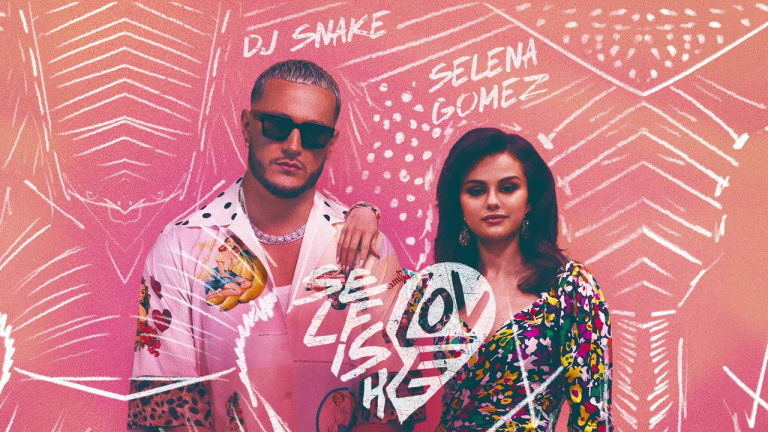 "Listen to DJ Snake and Selena Gomez's Sultry New Bilingual Collaboration, ""Selfish Love"""