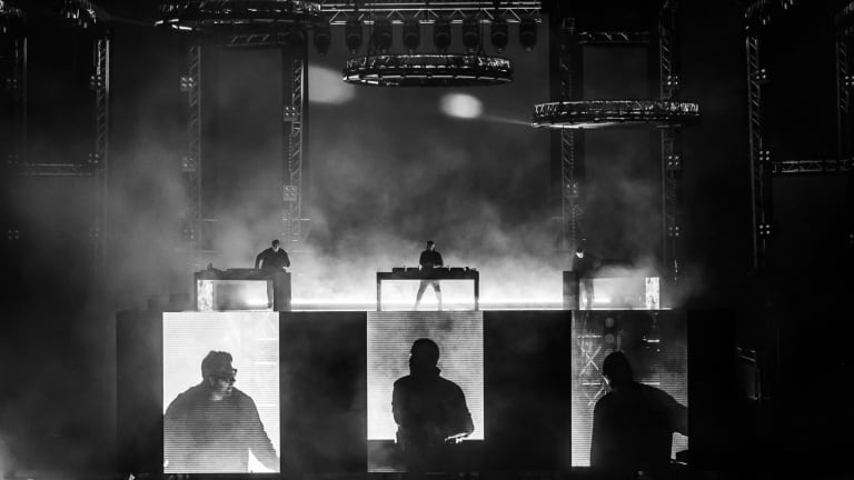 Swedish House Mafia Severs Ties With Record Label, Manager
