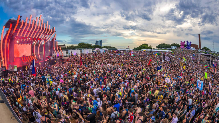Vaccinated Express Lanes Planned for Texas' Ubbi Dubbi Music Festival