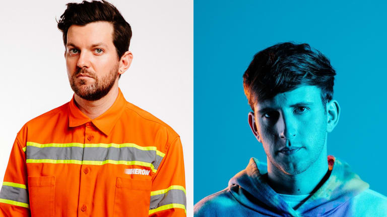 Dillon Francis Teases Upcoming Collaboration With ILLENIUM