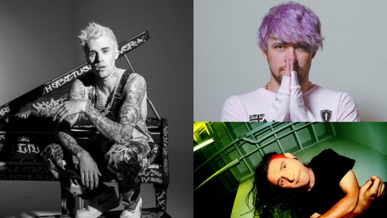 """Skrillex and Virtual Riot to Appear on Justin Bieber's Upcoming """"Justice"""" Album"""
