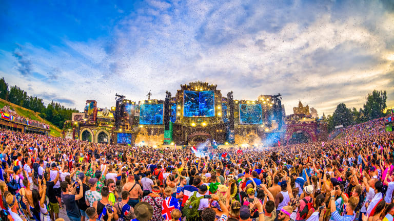 Tomorrowland 2021 Officially Rescheduled to August and September
