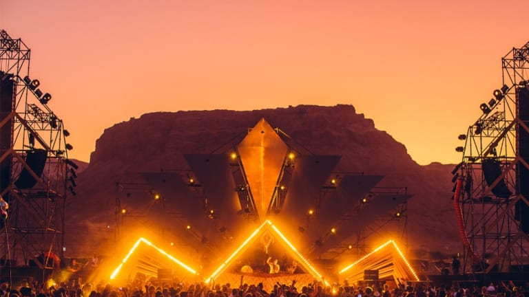 Diplo, Charlotte de Witte, More to Perform at Day Zero Masada: Dwellers of the Dead Sea