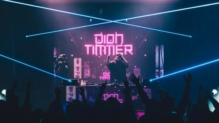 "Dion Timmer's ""Arcane"" EP is a Masterclass in Bass Music Production"