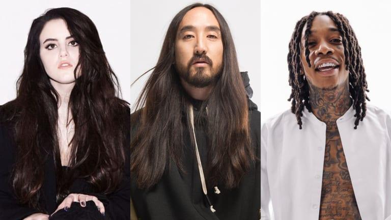 "Steve Aoki, Kiiara, and Wiz Khalifa Reimagined a Matchbox Twenty Hit for New Single, ""Used To Be"""