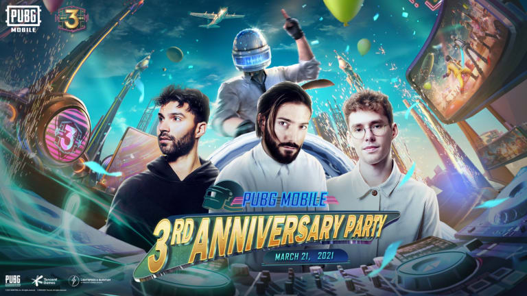 Watch Performances by Alesso, R3HAB, and Lost Frequencies at PUBG Mobile Anniversary Stream