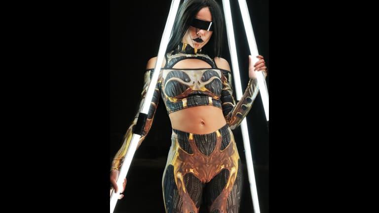 Devil Walking Introduces Cyberpunk Rave Attire Line