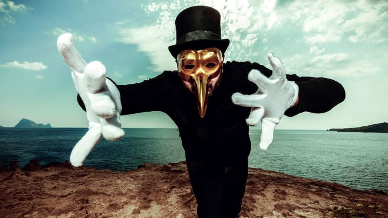 """""""Like a Journey Back In Time"""": Claptone on Reimagining a Unidisc Classic to Celebrate the Evolution of Dance Music"""