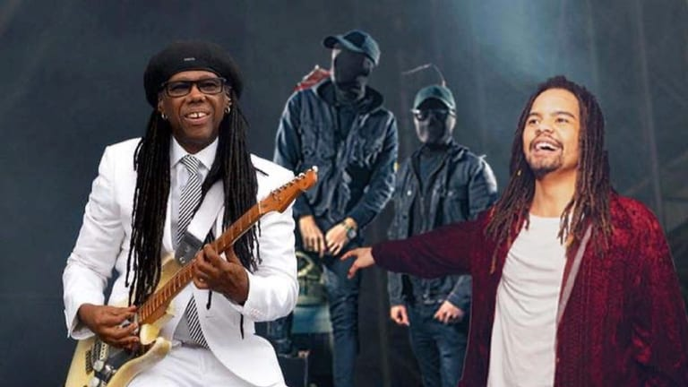 """Everyday's a """"Better Day"""" With Latest Song from Wh0, Nile Rodgers and Josh Barry"""