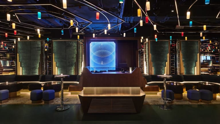 Former Creative Director for Daft Punk Renovates Hong Kong Nightclub