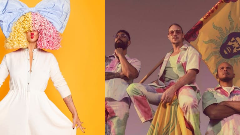 """Major Lazer Drop Long-Awaited """"Titans"""" Collab With Sia and Labrinth"""