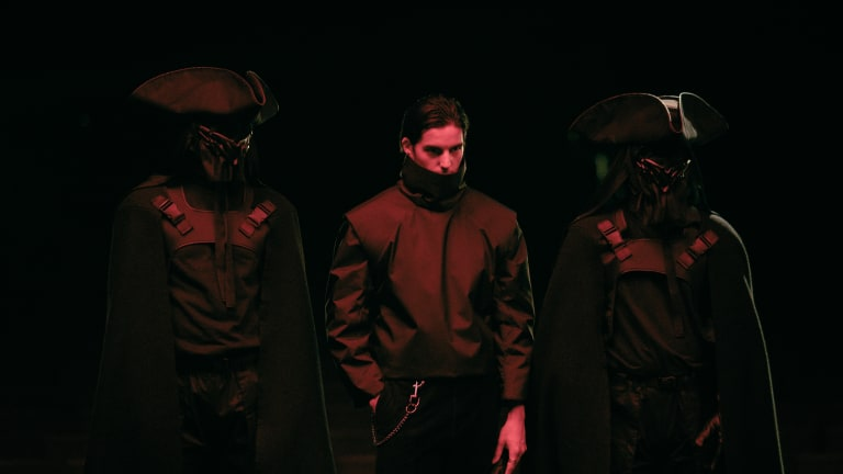 """Apashe's Haunting """"Lord & Master"""" Music Video is a Middle Finger to Corporate Showbiz"""
