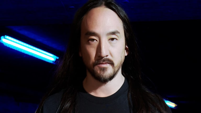 "Steve Aoki Unveils ""Stop Asian Hate"" Merch Line"