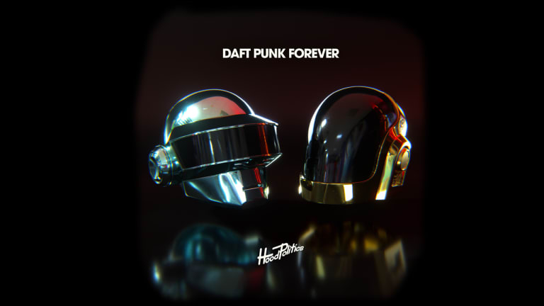 Hood Politics Records Breathes New Life Into Daft Punk With Stunning Tribute Compilation: Listen