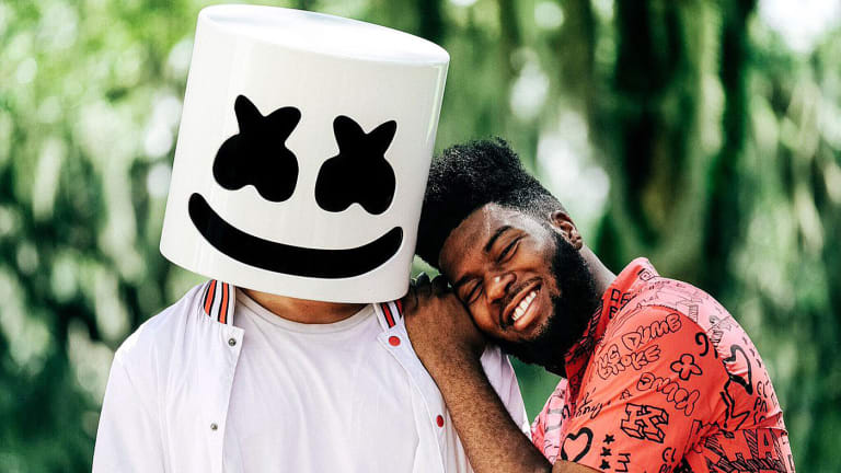 "Marshmello and Khalid Win ""Best Essential Music Video"" at Clubbing TV Awards, Presented by EDM.com"