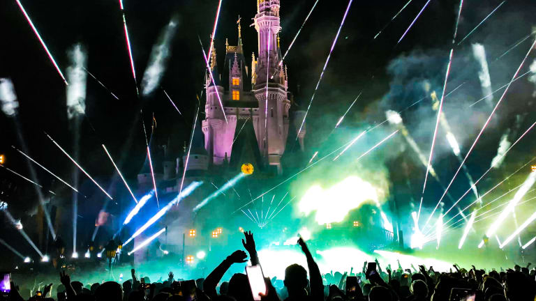 Axwell Plays a Special Private Set at Disney World's Magic Kingdom