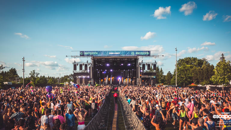Escapade Music Festival Recruits The Chainsmokers, Martin Garrix, Illenium and Kaskade to Headline 2020 Event