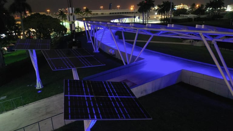 Bayfront Park Got a Green Makeover Right in Time for Ultra and the Super Bowl