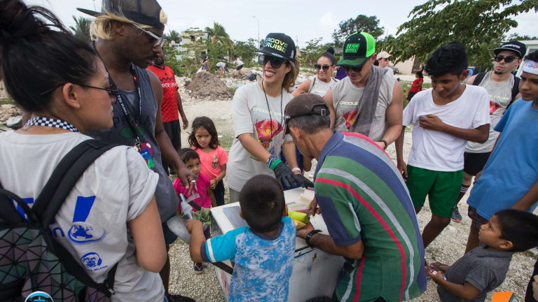 Groove Cruise Miami Gives Back with Whet Foundation Initiatives