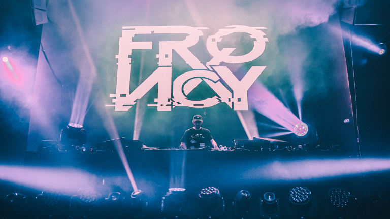 Insomniac's Bassrush Records Recruits Esseks, FRQ NCY, Eazybaked and More on Heavy Bass Compilation, The Prophecy: Volume 1