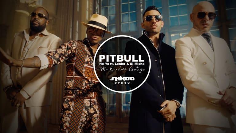 """Shndo Drops Zesty Latin Dance-Pop Remix of Pitbull and Ne-Yo's """"Me Quedare Contigo"""""""