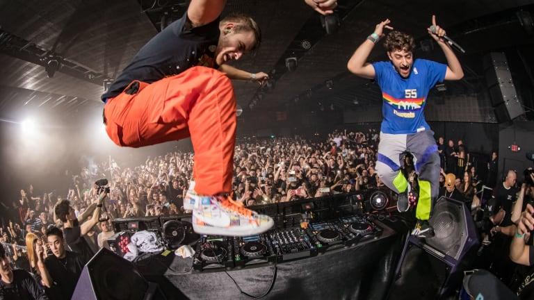 Wuki and Nitti Gritti's Ro Sham Bo EP Gets Down and Dirty