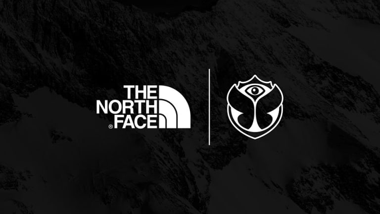 Tomorrowland Merch Brand TML Announces Collaboration with The North Face