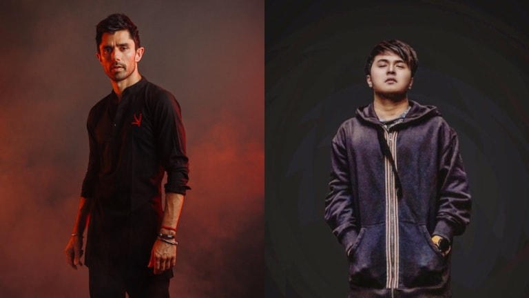 "KSHMR and Hard Lights Drop ""Over and Out"" ft. Charlott Boss"