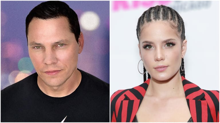 "Tiësto Drops Remix of Halsey Single, ""You Should Be Sad"""
