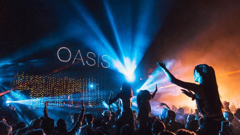 Morocco's Oasis Festival Returns with Star-Studded Phase 1 Lineup