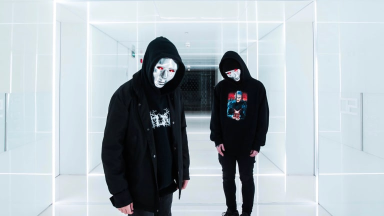"""ATLiens Scramble Circuits with Triptastic New Track, """"Brainwashed"""""""