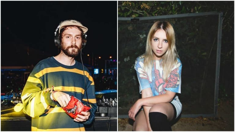 "Indie Vibes Abound in Chet Porter and Alison Wonderland's ""Bummed"""